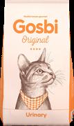 Сухой корм GOSBI Original для взрослых кошек – профилактика МКБ с курицей