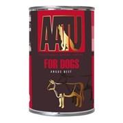 Консервы беззерновые AATU для собак Говядина Ангус (ANGUS BEEF)