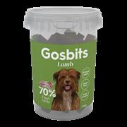 Лакомство полувлажное Gosbits для собак из мяса ягненка (Gosbits Lamb)