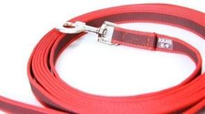 Поводок для собак JULIUS-K9 Color & Gray Super-grip ширина 2 см / длина 500 см для собак весом до 50 кг