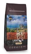 Беззерновой сухой корм Landor для взрослых собак всех пород с ягненком и бататом Dog Adult Lamb with Sweet Potato