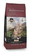 Сухой корм LANDOR для котят с уткой и рисом Kitten Duck with Rice