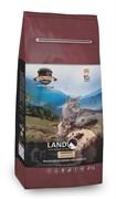 Сухой корм LANDOR для кошек с ягненком и рисом для чувствительного пищеварения Adult Cat Sensitive with Rice