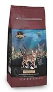 Сухой корм LANDOR для стерилизованных кошек с уткой и рисом Sterilized / Light Cat Duck with Rice
