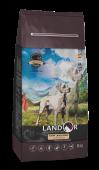 Сухой корм Landor для щенков крупных пород с ягненком и рисом Puppy Large Breed Lamb with Rice