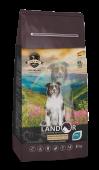 Сухой корм Landor для пожилых собак всех пород с уткой и рисом Dog Senior All Breed Duck with Rice