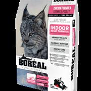 Безерновой сухой корм Boreal Functional для домашних кошек с курицей INDOOR CAT  FOOD CHICKEN FORMULA