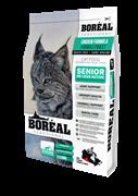 Безерновой сухой корм Boreal Functional для пожилых кошек с курицей SENIOR CAT FOOD CHICKEN FORMULA