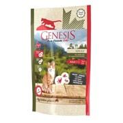 Беззерновой сухой корм Genesis Pure Canada для с кошек с говядиной, ягненком и олениной для (My Hidden Place)