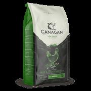Беззерновой сухой корм Canagan для щенков и собак всех пород с цыпленком Grain Free Free Range Chicken All Breed All Life Stages