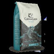 Беззерновой сухой корм Canagan для щенков и собак всех пород с шотландским лососем Grain Free Scottish Salmon All Breed All Life Stages