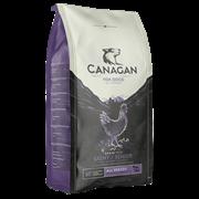 Беззерновой сухой корм Canagan контроль веса для собак с избыточным весом и пожилых собак с цыпленком Grain Free Free Range Chicken Light/Senior All Breed