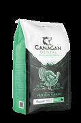 Беззерновой сухой корм Canagan Dental для щенков и собак малых пород с индейкой и цыпленком для ухода за полостью рта Grain Free Free Run Turkey Dental Small Breed All Life Stages