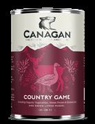 Консервы беззерновые Canagan для собак с олениной, уткой и гусем Country Game