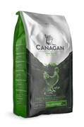 Беззерновой сухой корм Canagan для котят и кошек с курицей Grain Free Free Range Chicken For Cats