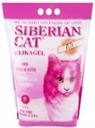 Силикагелевый наполнитель Сибирская кошка Элитный для привередливых кошек