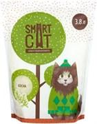 Силикагелевый наполнитель SMART CAT с ароматом сосны