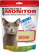 Индикатор рН мочи кошек Litter Pearls Monthly Monitor для любого наполнителя