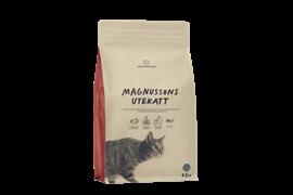 Сухой корм Magnussons Utekatt для котят и кошек с нормальной и высокой активностью