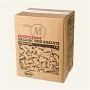 Печенье - лакомство MAGNUSSON для собак Organic Dog Bisquits