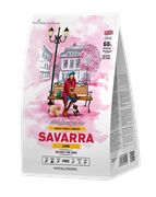 Сухой корм Savarra Adult Small Breed Lamb/Rice для собак мелких пород с ягненком и рисом