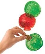 Игрушка-головоломка KONG Lock-it интерактивная для собак Мячи