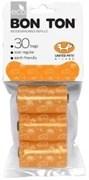 Пакеты биоразлагаемые для прогулки United Pets Refill 3 рулона по 10 пакетов