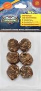 Печенье-лакомство для собак Погрызухин из оленины с овсянкой