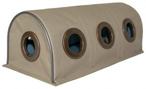Интерактивная игрушка для кошек Великий Кот Туннель с мятным мячиком