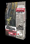 Беззерновой сухой корм BOREAL VITAL для щенков и собак всех пород с ягненком и свининой ALL BREEDS/ALL LIFE STAGES/RED MEAT MEAL FORMULA