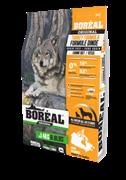 Беззерновой сухой корм BOREAL ORIGINAL для щенков и собак всех пород с индейкой ALL BREEDS/ALL LIFE STAGES/TURKEY FORMULA
