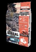 Беззерновой сухой корм BOREAL ORIGINAL для щенков и собак всех пород с лососем ALL BREEDS/ALL LIFE STAGES/SALMON FORMULA