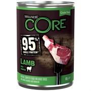 Консервы беззерновые Wellness Core для собак из ягненка с тыквой Adult Dog Lamb with Pumpkin