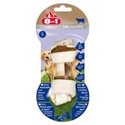 Косточка с говядиной для мелких и средних собак 8in1 DELIGHTS Beef S 11 см