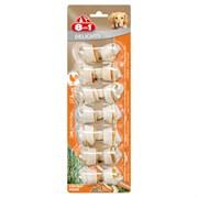 Косточки для мелких собак 8in1 DELIGHTS XS 7,5 см 7 шт