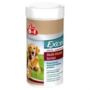 """""""8 in 1"""" Эксель Мультивитамины для пожилых собак 70 таб."""