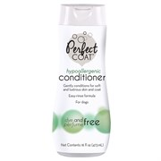 Кондиционер-ополаскиватель гипоаллергенный 8in1 Perfect Coat Hypoallergenic Conditioner 473 мл