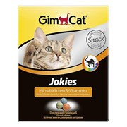 Витаминизированное лакомство GimCat Jokies для кошек с витамином B