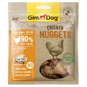 Лакомство для собак GimDog - куриные наггетсы