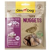 Лакомство для собак GimDog - утиные наггетсы