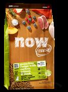 Беззерновой сухой корм NOW Fresh для щенков малых пород с индейкой, уткой и овощами Grain Free Small Breed Puppy Recipe