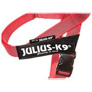 Шлейка для собак Ремни JULIUS-K9 Color & Gray IDC® 3 размер 84 - 113см / вес собаки 40 - 70 кг