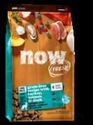 Беззерновой cухой корм NOW Fresh для взрослых собак крупных пород с индейкой, уткой и овощами Adult Large Breed Recipe Grain Free