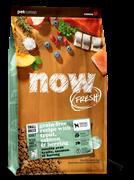 Беззерновой сухой корм NOW Fresh для взрослых собак малых пород с форелью, лососем и овощами Small Breed Recipe Fish Grain Free