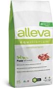 Сухой корм Alleva Equilibrium для щенков всех пород с ягненком и рисом Sensitive Lamb Puppy All Breeds