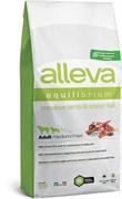 Сухой корм Alleva Equilibrium для взрослых собак средних и крупных с ягненком, океанической рыбой и рисом Sensitive Lamb & Ocean Fish Medium/Maxi