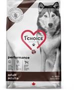 Сухой корм 1st Choice Care для активных собак средних и крупных пород с курицей Perfomance