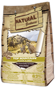 Беззерновой сухой корм Natural Greatness для котят и кошек с кроликом Top Mountain Cat and Kitten