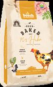 Беззерновой запеченный сухой корм Bosch Ovenbaked для собак всех пород с курицей Huhn
