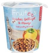 Полувлажное лакомство для собак Bosch Fruitees с птицей и манго